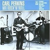 CARL PERKINS Mr. Rock N Roll CD ALBUM  NEW - STILL SEALED