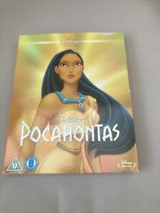 Pocahontas (Blu-ray, 2012) Brand New And Sealed
