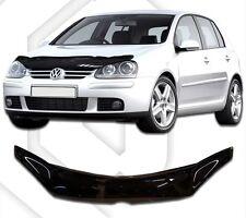 VW GOLF 5 mk5 2003-2008 SCOUTT CAR BRA  HOOD DEFLECTOR BONNET GUARD PROTECTOR