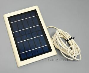 Ring Solar Panel V4 for Ring Spotlight Cam Battery and Stick Up Cam Battery