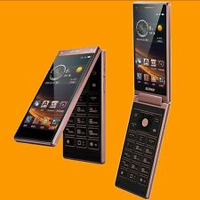 """GiONEE W909 64GB 16MP 4.2"""" Dual SIM Standby 4G Android Flip Clamshell Smartphone"""