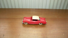 dinky toy's STUDEBAKER COMMANDER corgi toy's solido norev