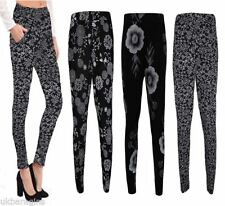 Polyester Tapered Mid Rise Trousers for Women
