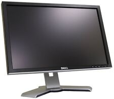 "Dell UltraSharp 2208WF 22"" HD LCD TFT Flat Widescreen Anti-glare Monitor USB DVI"