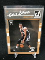 CARIS LEVERT 2016-17 Panini Donruss RC Rookie Card #167 Brooklyn Nets AB09