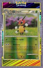 Coxyclaque Reverse-HS01:HeartGold SoulSilver-25/123-Carte Pokemon Neuve Français