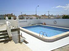 Villa avec piscine. SkyTV WIFI, AC, Torrevieja Espagne. 2 semaines de juillet 895 £