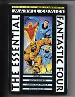 Essential Fantastic Four #1 1998 VF TPB  1St. Print Marvel Comics