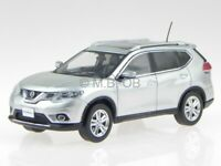 Nissan X-Trail 2014 silver diecast model car PRD418 PremiumX 1/43