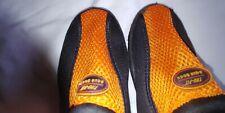NWT Tru Fit Women's Swim Shoes Tangerine/Black Size 5