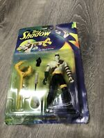 Vintage THE SHADOW DR. MOCQUINO ACTION FIGURE NEW KENNER 1994 Package Not Good