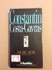 CS8> FILM VHS - Constantin Costa.Gavras - Music Box prova d'accusa