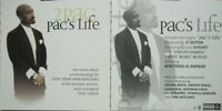 2 Pac 2006 Pac's Life 2 Sided promotional poster/flat Flawless New Old Stock
