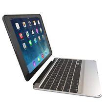 NEW Zagg Slim Book Keyboard 4 Apple iPad Pro 9.7 Air 2 BLACK Stand Tablet Case