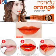 Chubby Jelly Tint Pack CANDY ORANGE 15g / Long Lasting Lip Stain Made in korea