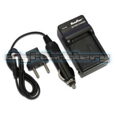 Camera Battery Charger NIKON EN-EL12 S6000 S8000 S8100 S9100 Wall + Car + USB