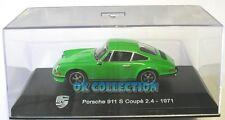 1:43 PORSCHE 911 S COUPE' 2.4  - 1971 (con box rigido come da foto)