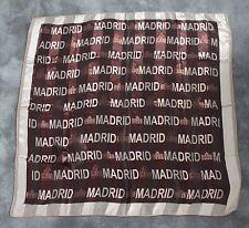 Women's Decorative Madrid - Capital of Spain Spanish Scarf Shawl Wrap 98 x 94cm