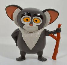 "2016 Maurice the Lemur 4"" Burger King Action Figure Penguins of Madagascar"