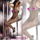 Livia LivCo Corsés THARA Sexy body mono completo telaraña NEGRO LC-91145