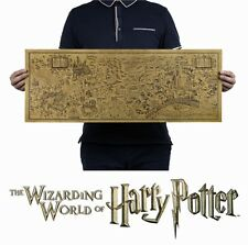 1x Map of The Wizarding World of Harry Potter Movie Posters Decoration 72*26cm