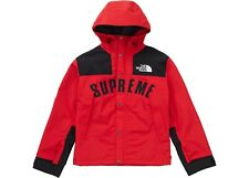 Supreme The North Face Tnf Arc Logo Mountain Parka Red XL Brand New