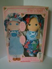 New ListingVintage Holly Hobbie Day 'N Night Doll Nrfb