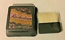 Benefit Rockateur Powder Blush .1 oz Deluxe Mini Travel Size With Brush