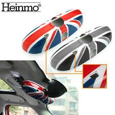 Extensión Interior Convexo Panorámica Espejo Retrovisor Coche Ajuste Rápido Para BMW