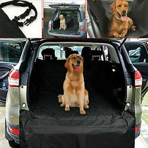 CAR BOOT LINER LARGE HEAVY DUTY WATERPROOF PROTECTOR DIRT PET DOG FLOOR COVER