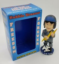 Bobble Dreams Freedom Forever Armed Services U.S. Air Force Bobble Head