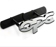 High Quality OPC front grill emblem sticker Badge Fits for Opel Corsa Meriva