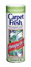 Carpet Fresh 275002 Rug and Room Deodorizer with Baking Soda 14 oz Honeys... New