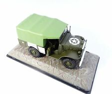 ATLAS 1/43 MILITAIRE CAMION DODGE WC 51 4X4 US NAVY A-85 USA 1945