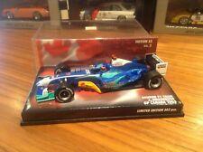1/43 Minichamps Sauber Villeneuve GP Canada 2005 502pcs
