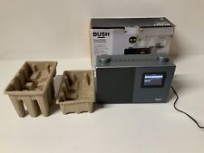 Bush Internet Radio With Bluetooth - Grey Boxed