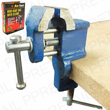 MINI VICE WITH TABLE CLAMP Workbench/Desk Small Craft Hobby Model Maker Tool