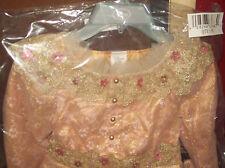 AUTHENTIC  DISNEY STORE DELUXE AURORA COSTUME DRESS 5/6 ,TIARA,& SHOES 12/1
