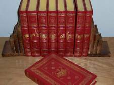 Easton Press LITTLE HOUSE ON THE PRAIRIE in 9 volumes by Laura Ingalls Wilder