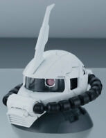 Gundam Exceed Model Vol.2 Zaku Head Figure ~ MS-06J Zaku II White Ogre @13483