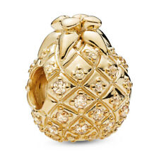 Pandora Shine Charm Ananas 767904CCZ Zirkonia / 18K Gold ALE