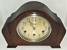 Para Restaurar. una década de 1940 Art Deco Tymo Chiming manto Reloj con movimiento Guta.