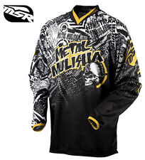 XL METAL MULISHA Volt Jersey MX Vented Motorbike Motocross BMX etc