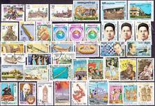 Kambodscha Lot mit Marken aus Cambodia Cambodge Камбоджа Camboya កម្ពុជា 147