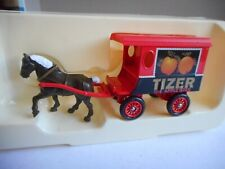 "Lledo Days Gone DG003020 Horse Drawn Delivery Van ""Tizer the Appletizer"" + box"