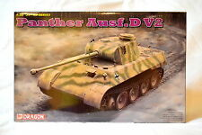 Dragon 6822 1/35 Panther Ausf. D V2
