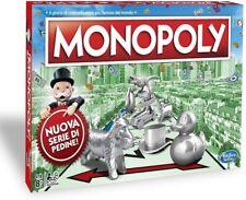 Gioco da Tavolo Monopoly Classico Hasbro