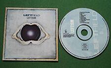 Leftfield Leftism inc Black Flute / 21st Century Poem + CD