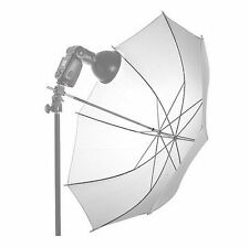 """NEW 33"""" photography Pro Studio Reflector Translucent White diffuser Umbrella"""