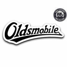 Oldsmobile Decals Cutlass 442 Toronado Vintage Stickers :4 STYLES U CHOOSE IT!